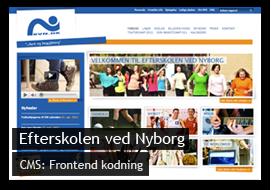 Efterskole hjemmeside
