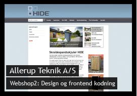 Eksempler på hjemmesider - her er HIDE