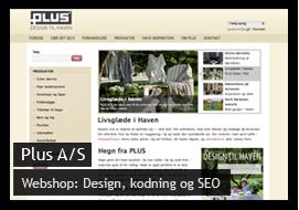 Her er et eksempel på en hjemmeside