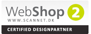 Designpartner for Scannets webshop