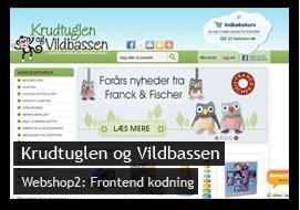 Opstart webshop